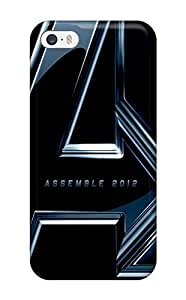 For Iphone 5/5s Tpu Phone Case Cover(the Avengers 78)