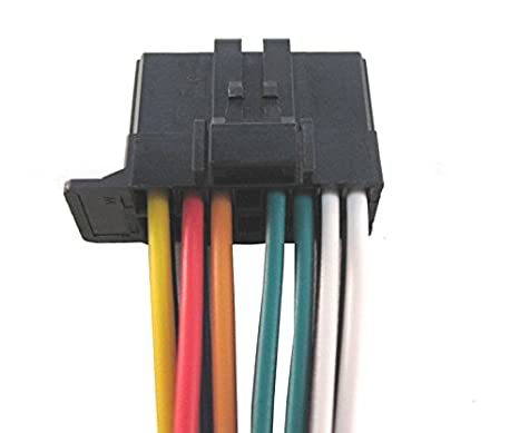 41KMI8x91uL._SX466_ amazon com mobilistics wire harness fits pioneer avh p1400dvd pioneer avh-p8400bh wiring harness at reclaimingppi.co