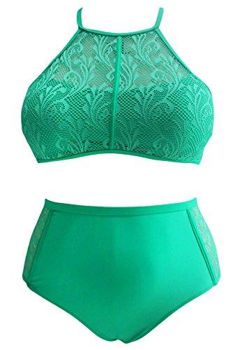 Confettery - Conjunto - para mujer Verde