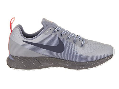 Air Shield Nike de Damen Mujer Wolf Zapatillas Pegasus Thunder para Entrenamiento Grey 34 Blue Zoom qB5U5xH