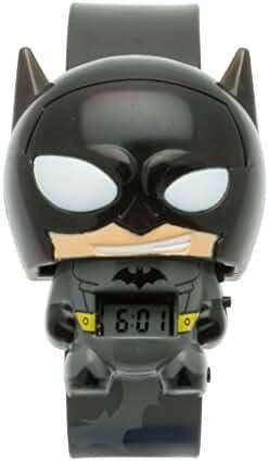 BulbBotz 2021135 DC Universe Batman Light Up Watch