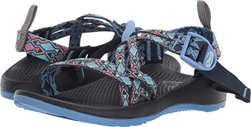 Chaco Kids Baby Girl's Zx1 Ecotread¿ (Toddler/Little Kid/Big Kid) Trace Eclipse 1 M US Little Kid
