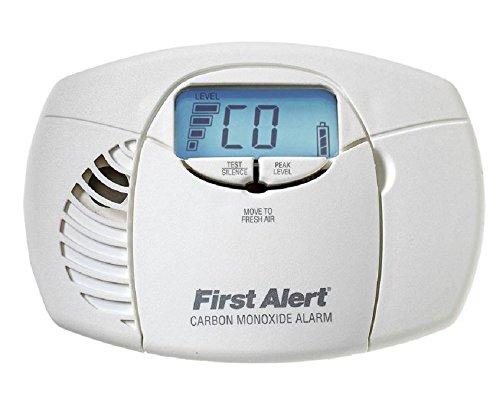First Alert CO410 Operated Monoxide