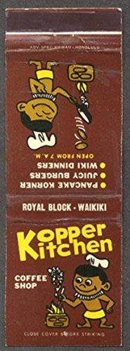 Kopper Kitchen Coffee Shop Waikiki HI - Waikiki Shops