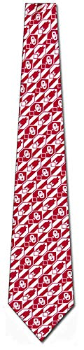 (Oklahoma Nexus Silk Necktie)