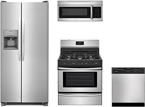 Frigidaire 4-Piece Kitchen Package with FFSS2615TS 36