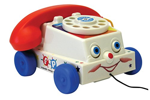 - Fisher Price Classics Retro Chatter Phone (Renewed)