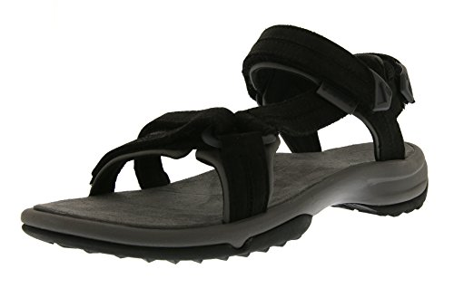 Teva Hurricane 3 Kids Sport Sandal (Toddler/Little Kid/Big Kid), Black Lizard Pattern, 12 M US Little Kid