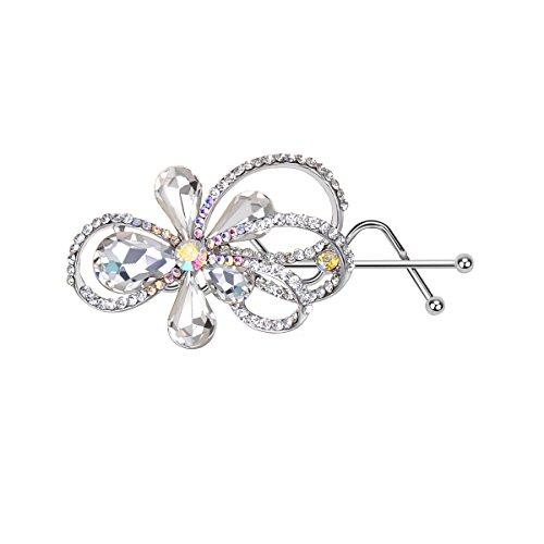 IPINK Flower Gothic Pendant Necklace product image