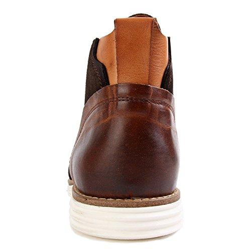 Braun 150080FF Shoes Slipper Sommer SHOOT Sabbia Damen Leder braun SH zExaxdwq