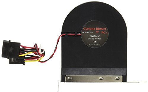 Sb Single Exhaust - Antec Cyclone Blower, Expansion Slot Cooling Fan