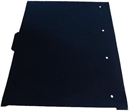 Autix Nr 378 Gastraumteppich Fußmatte Teppich Hinten Auto