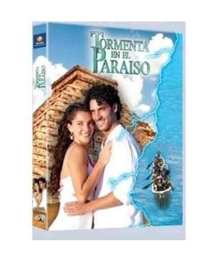 Book Cover: Tormenta En El Paraiso 4 DVD