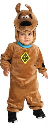 Costumes for all Occasions RU881536T Scooby Doo Toddler 12-18 Mo]()