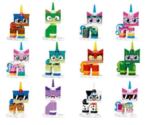 (Lego Cartoon Network Minifigures Unikitty Series - Complete Set 12 Figures (41775))