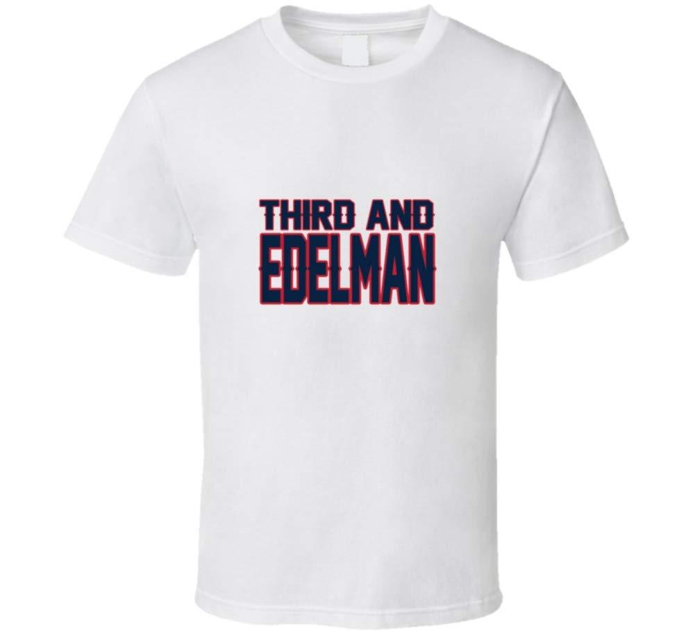 New England Third And Julian Edelman Wide Receiver Football T Shirt 3811