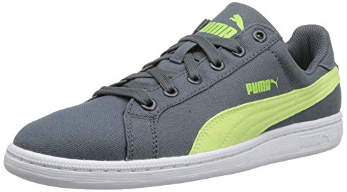 PUMA Men's Smash CV Icon Athletic, Turbulence/Sharp Green, 10.5 D US (Icon Puma)