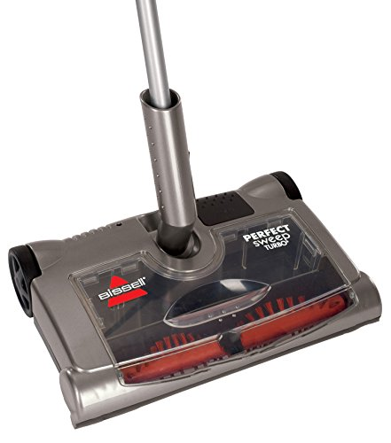 Rechargeable Electric Broom - Bissell 28806 Perfect Sweep Turbo, Grey