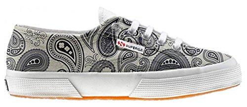 Superga Customized zapatos personalizados Light Paisley (Producto Artesano)