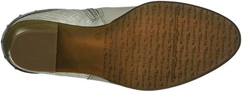 Tamaris 25338, Botines para Mujer Gris (STONE COMB 237)