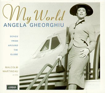 My World: Songs From Around the World by Decca