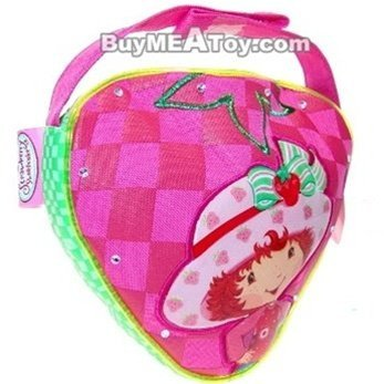 Strawberry Shortcake Girls Handbag Purse Tote ()