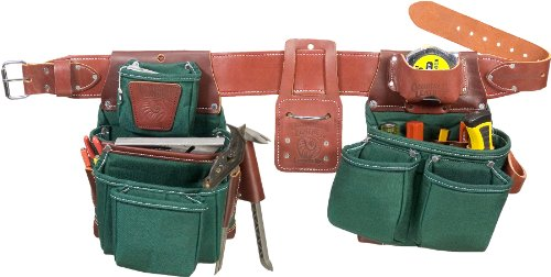 occidental leather 8089 m oxylights 7 bag framer set tool belts amazoncom