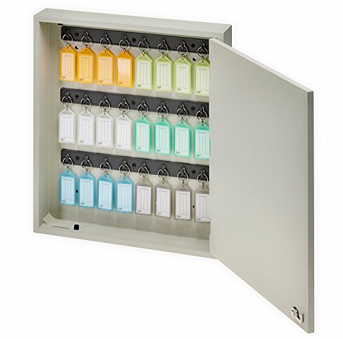 Tag Key Cabinet (Acrimet Key Cabinet, 24 Positions, with 24 Key Tags)