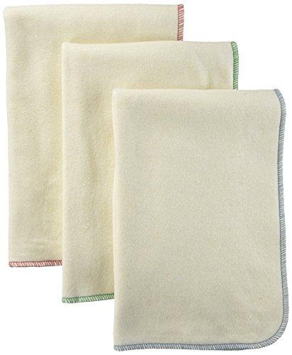 - BabyKicks 3 Pack Premium Burp Cloth, Baby Boy