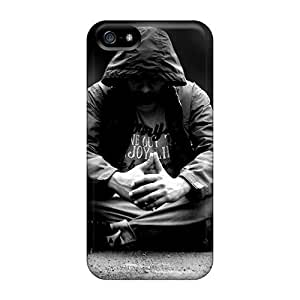 For SfHMWss3636tGbmb Lonely Protective Case Cover Skin/iphone 5/5s Case Cover