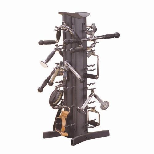Body-Solid Accessory Storage Rack by Ironcompany.com