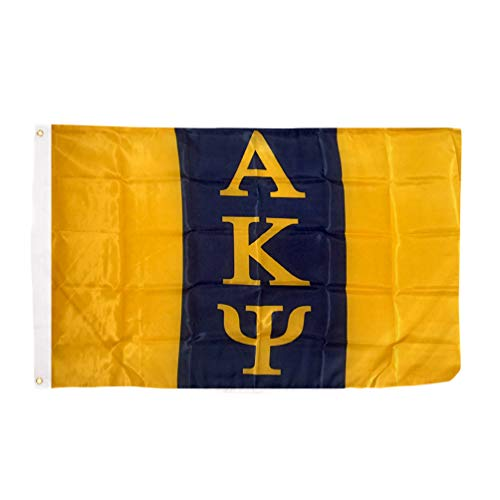 Fraternity Flag - Alpha Kappa Psi Chapter Fraternity Flag 3 x 5 Polyester Use as a Banner Sign Decor AKPsi