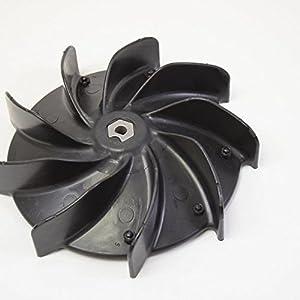 Craftsman 580780901 Leaf Blower Impeller Genuine Original Equipment Manufacturer (OEM) part for Craftsman, Poulan, Weed Eater, Mcculloch