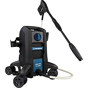 Westinghouse Outdoor Power Equipment Electric Pressure Washer 1500 MAX PSI 1.5 GPM with Anti-Tipping Technology, Foam…