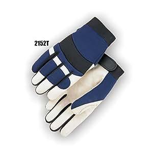 Majestic 2152T Beige Pig Glove - Knit Back Thinsulate (DZ)