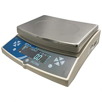 6b55dcf9cd8c Optima Scales OPH-Z10K Precision Digital Balance, 10 kg x 0.1 g ...