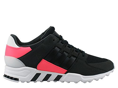 Scarpe Da Ginnastica Adidas Original Support Rf Mens Running Trainers Sneakers (uk 7 Us 7.5 Eu 40 2/3, Black Turbo Bb1319)