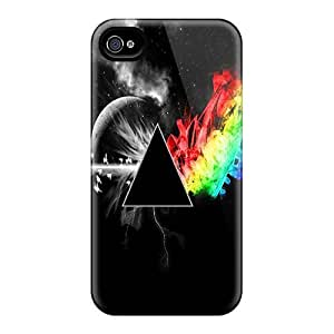 Pink Floyd Case Compatible With Iphone 4/4s/ Hot Protection Case