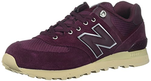 Mehrfarbig Herren Core 574v1 Plus Balance Sneaker New Chocolate Cherry wYtq5Up