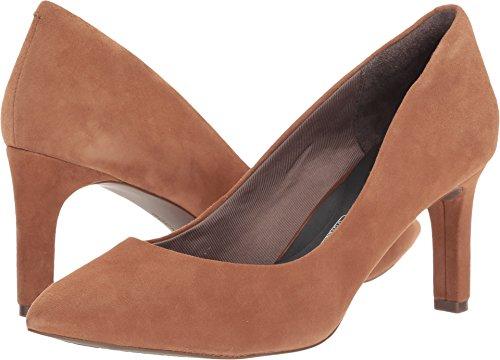 Luxe Women's Coconut Tm Suede Rockport Pump Shoes Valerie vZtdd