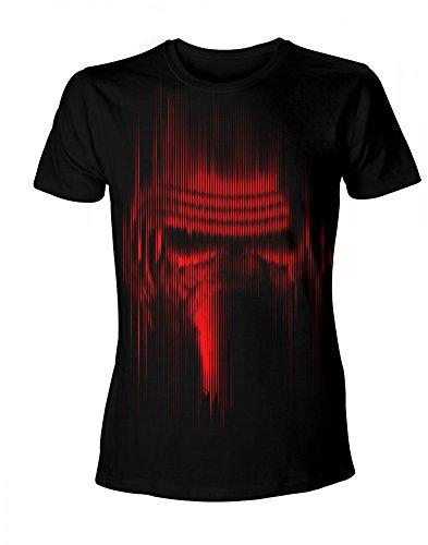 Star Wars Kylo Ren - Original T-Shirt 100% Baumwolle Schwarz