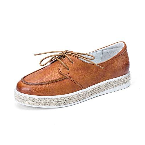 Zapatos luz caída/-Mano-casual zapatos estilo/Zapato del plano A