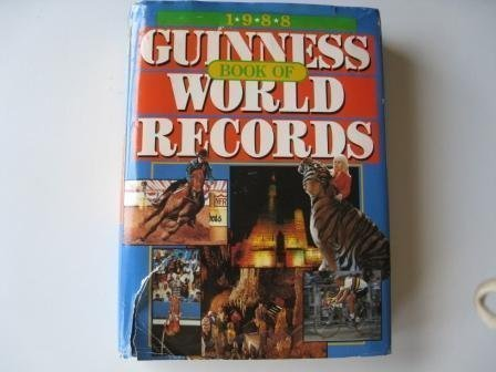 Guinness Book of World Records, 1988 26th (twenty-sixth) Edition by Russell, Alan published by Sterling Pub Co Inc (1987)