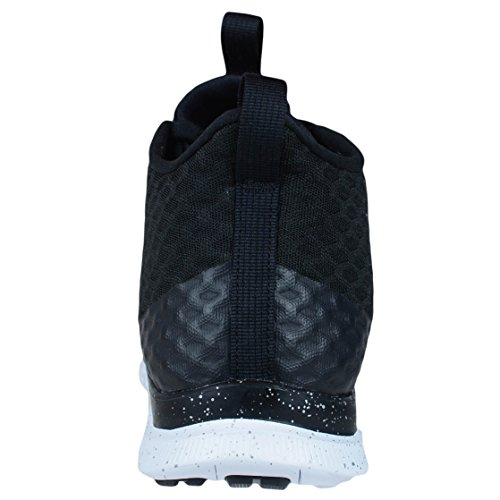Nike Free Hypervenom 2 uomo, tela, sneaker bassa Wolf Grey/Wolf Grey-Cool Grey-White
