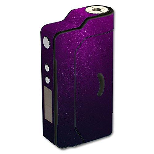 Skin Decal Vinyl Wrap for Sigelei 150W TC Temp Control watt Vape Mod Box / Purple dust (Best Temp Control Mod)