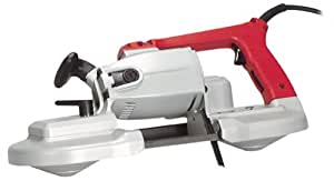 Milwaukee 6225 6 Amp / 5 Amp 2 Speed Portable Band Saw