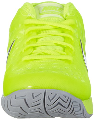 2 Grey white Sneakers Cage volt Jaune Femme Zoom wolf 710 Gelb Nike E8vFxUwqn7