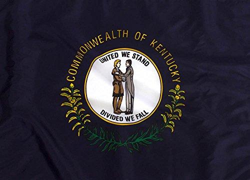 Kentucky State Flag - 3x5ft Kentucky Flag - Highest Quality Outdoor Nylon