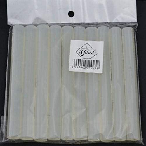 Shine B/âtons fusibles de pistolet /à colle /électrique 11 ou 7/mm 11MM X 100MM