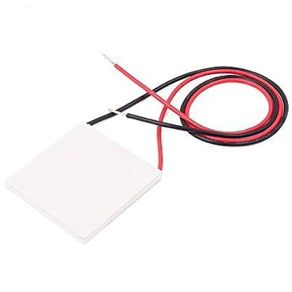 Neuftech/® Module de refroidisseur 12v thermo/électrique Cooler radiateur TEC1-12706 Heat Sink refroidissement Peltier 12V 5.8A